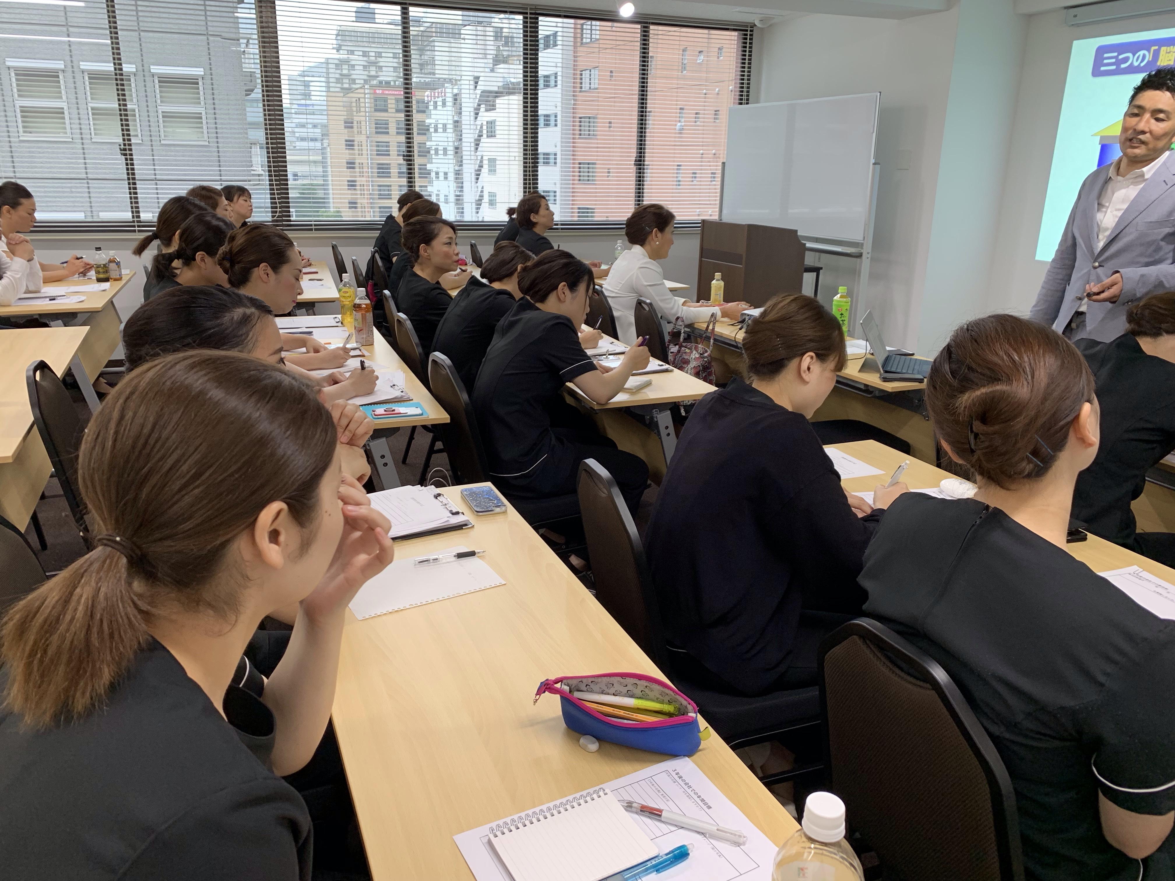 【福島県白河市開催】JADA協会認定SBT3級ライセンス講座